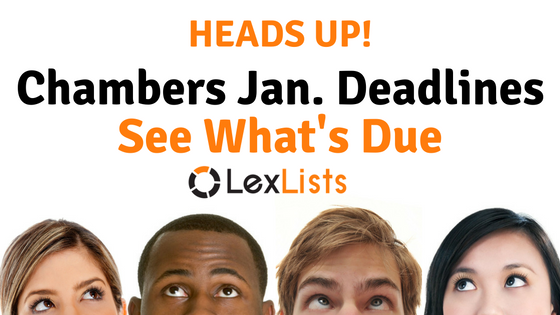lexlists-heads-up-chambers-see-whats-due-2017-01-01-blog