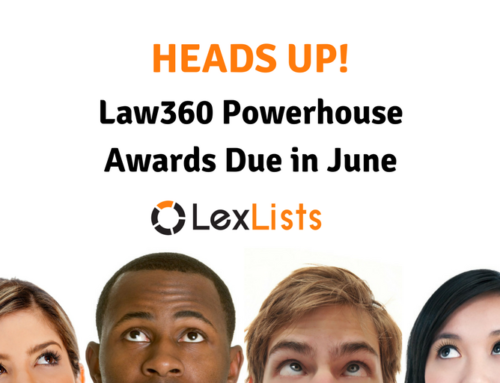 Law360 Regional Powerhouse Awards 2017